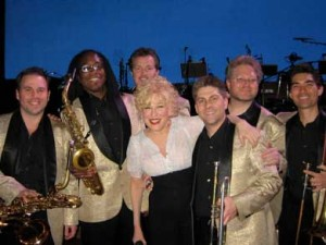Fat City Horns with Bette Midler