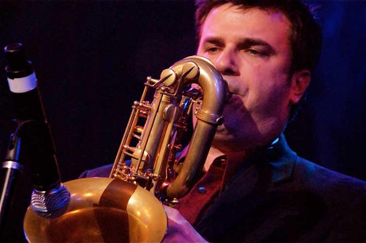 Jerry Merra - Baritone Saxophone