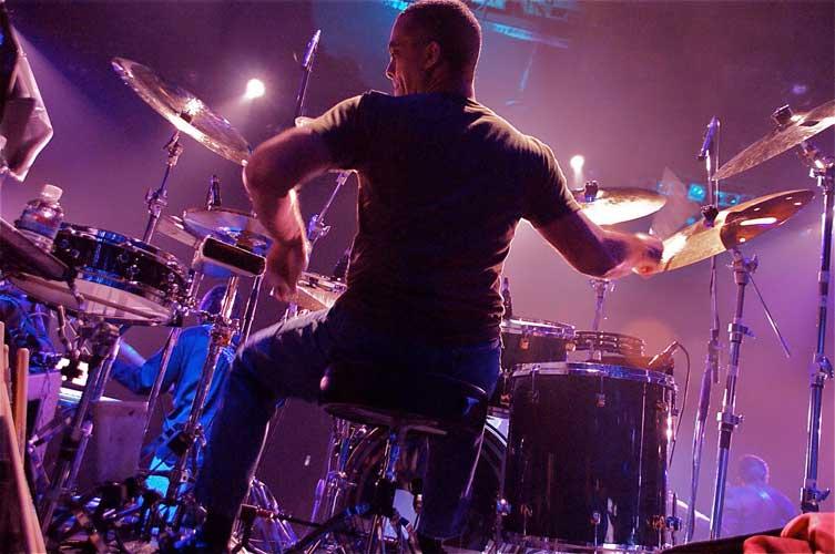 Jose pepe jimenez drums santa fe and the fat city horns - Pepe jimenez ...